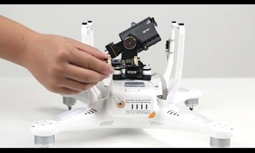 Phantom 2 Tutorials - Installing the Zenmuse H4-3D