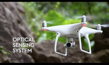 DJI Technologies – Obstacle Sensing & Vision Positioning