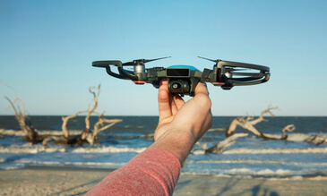 For $499, a Drone for Beginners: DJI's Spark