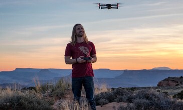 Renowned Drone Photographer Elia Locardi Partners With DJI To Host Aerial Photography Workshop World Tour