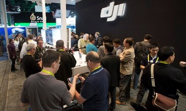 DJI at CES: Four New Products Announced