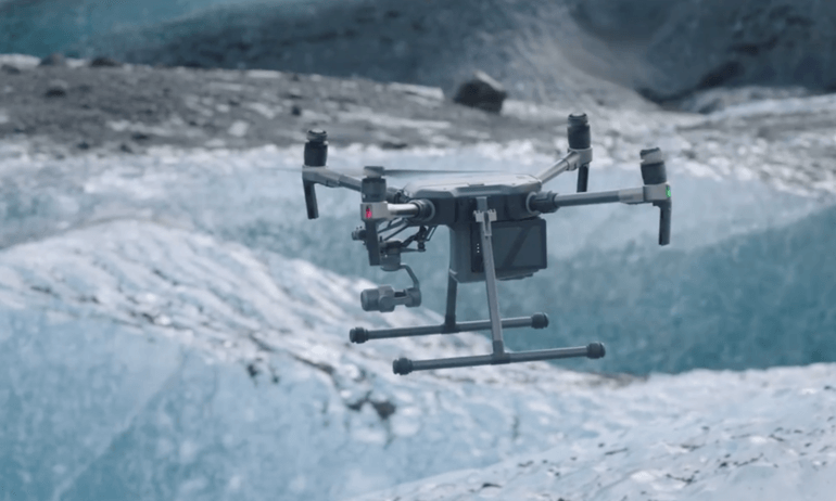 DJI - M200 – Search and Rescue in Extreme Environments