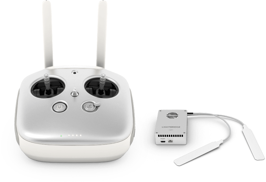 DJI Lightbridge 2 – Professional Quality Live Streaming From the Sky