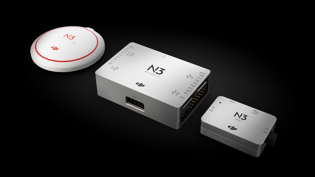 N3 - Specs, FAQ, Tutorials, Downloads and DJI GO - DJI