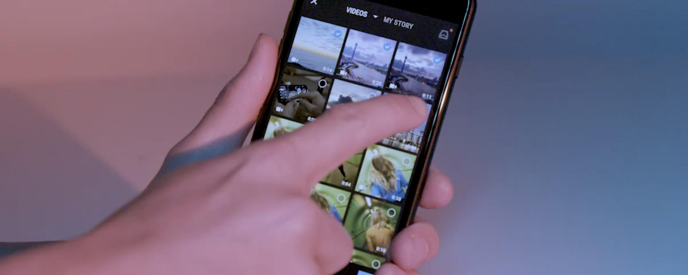DJI Osmo Pocket – 3-Axis Stabilized Handheld Camera – DJI