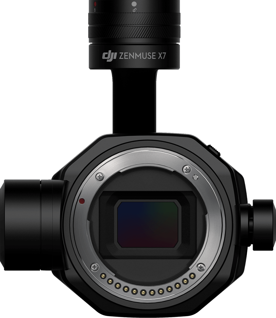 Dji Zenmuse X7 Cinematic Vision Rising X4s Weight