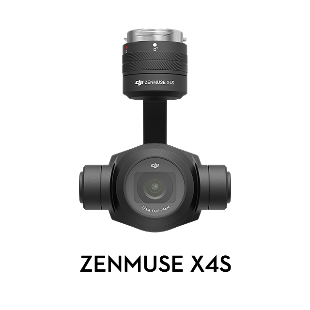 Zenmuse X Series Cameras Comparison - DJI