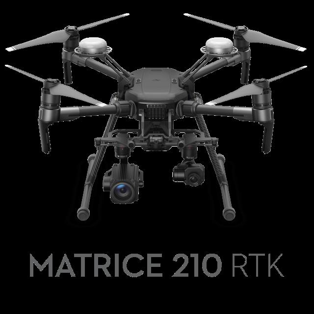 Comparing the Matrice 200, 210 & 210 RTK - DJI