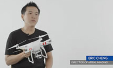 Introducing the Phantom 2 Vision+