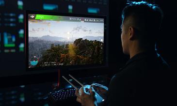 Presentamos el DJI Flight Simulator